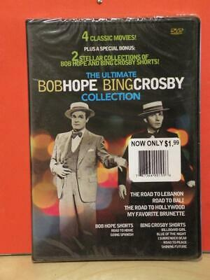 The Ultimate Bob Hope/Bing Crosby Collection (DVD, 2009, 2-Disc Set)