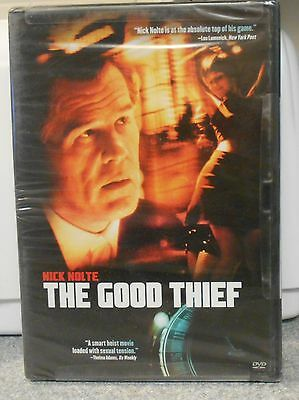 The Good Thief (DVD, 2003) RARE CRIME DRAMA BRAND NEW