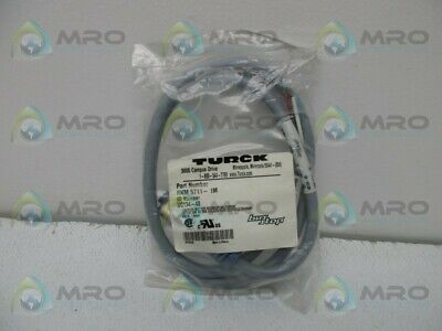 Turck Rkm-5711-1M Cable * New In Factory Bag *