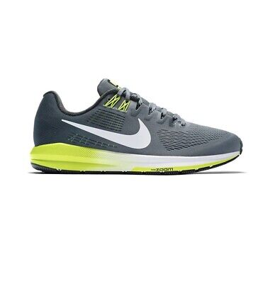 newest collection 3cd47 d387f NIKE AIR ZOOM Structure 21 (904696-007) Running Shoe Mens Size 14