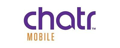 Chatr Wireless Top-up PIN $50 (Email-Delivery)