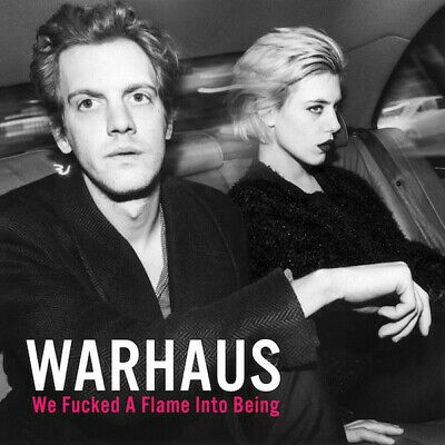 We Fucked A Flame Into Being - Vinyl Warhaus - Rock & Pop Music New LP015090