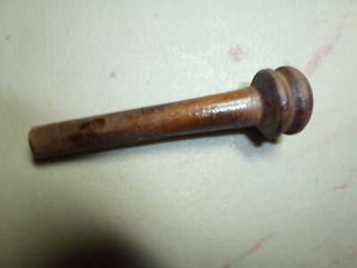 Kromski Wheel Peg Walnut Finish