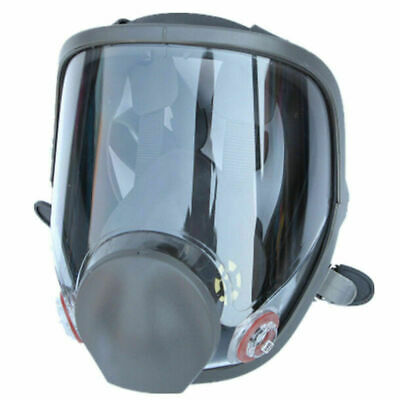 For 3M 6800 Full Face Gas Mask Facepiece Respirator Painting Spraying Large Size
