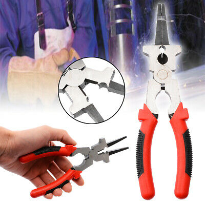 Other Welding Equipment Multi Purpose MIG Welding Pliers Pincers Carbon Steel Insulated Handle