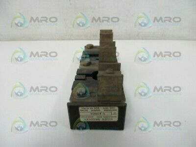 Allen Bradley X-400656 Fuse Block Assembly * Used *