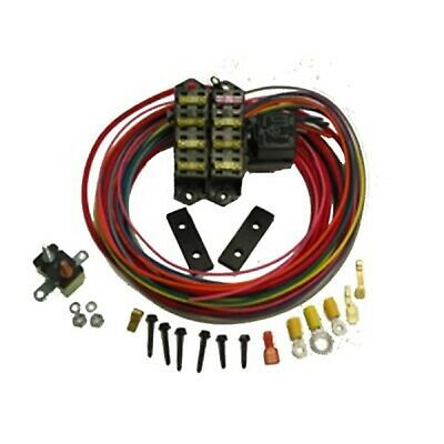 Painless Wiring 70117 7-Circuit Auxiliary Fuse Block