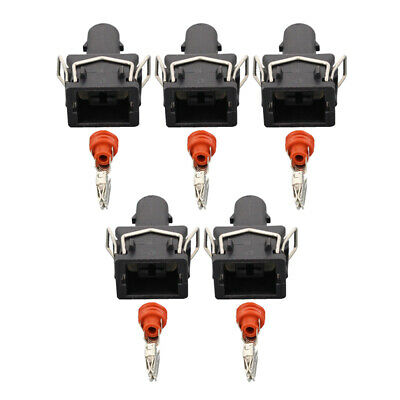5 sets 1 pin automotive connector plug wiring harness connector  dj70123-6 3-21