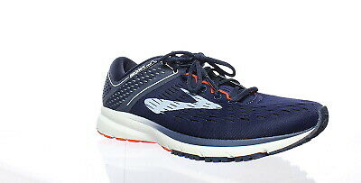 Brooks Mens Ravenna 9 Blue Running Shoes Size 12 (E, W) (152090)