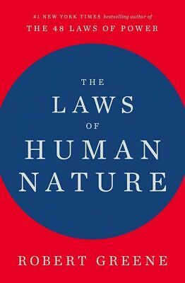The Laws of Human Nature by Robert Greene |  eB0ok