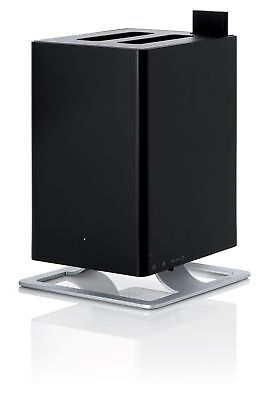 Modern Apartment Humidifier Anton in Black with Different Levels