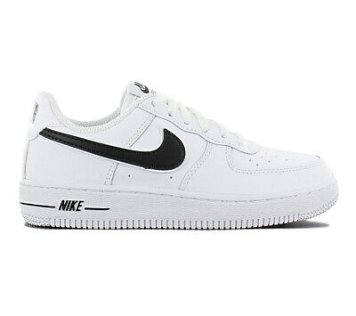 wholesale dealer 111be d72d9 Nike Air Force 1-3 Low (Ps) Sneaker Bambino Bq2459-100 pelle
