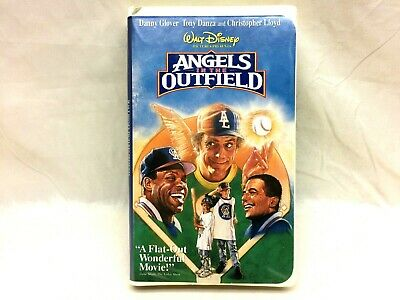 Angels in the Outfield 1994 Walt Disney Danny Glover Tony Danza  free shipping