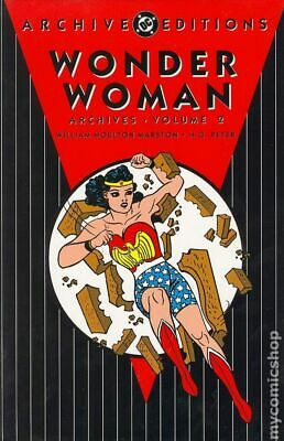 DC Archive Editions Wonder Woman HC (DC) 2-1ST 2000 VF Stock Image
