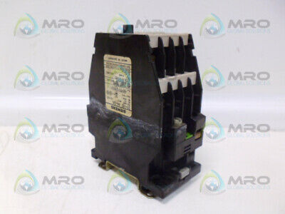 Siemens 3Th8244Oa Contactor *Used*