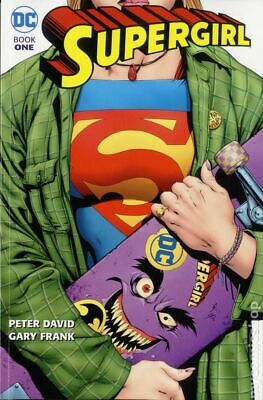 Supergirl TPB (2016- DC) By Peter David #1-1ST FN Stock Image