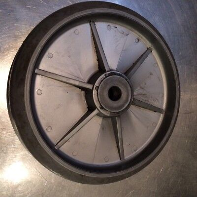 8 Inch Wheel, Follet Ice Cart. Replacement Parts