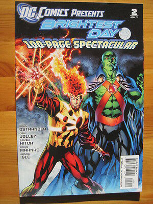 Brightest Day -  100 Page Giant Square Bound One-Shot. Ostrander, Hitch. Dc 2011