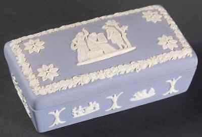 Wedgwood Blue JASPERWARE Rectangular Box 6982825