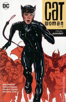 Catwoman TPB (2011- DC) 3rd Series Collections #6-1ST 2017 NM Stock Image