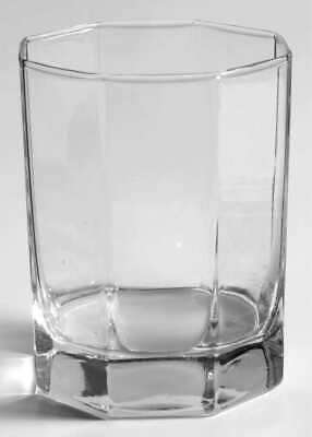 Cris D'arques Durand OCTIME CLEAR Double Old Fashioned Glass 90930