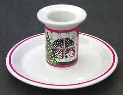 Epoch TWAS THE NIGHT BEFORE CHRISTMAS Candlestick Holder 4627215