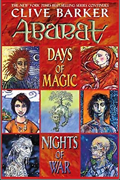 Abarat:Days of Magic,Nights of War,Absolute Midnight by Clive Barker (AUDIOB00K)