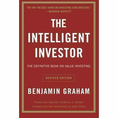 The Intelligent Investor : The Definitive Book on Value Investing PDF
