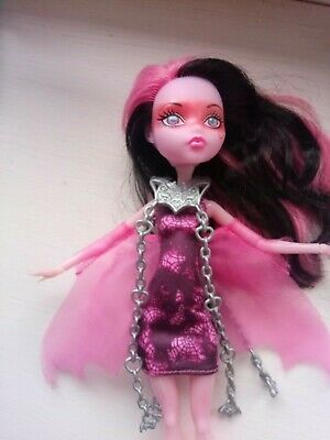 Draculaura Ghost Monster High Doll with Stand