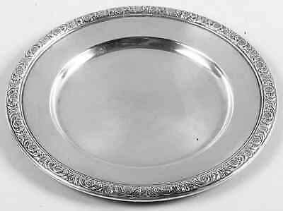 International PRELUDE PLAIN STERLING Bread Plate 1949804