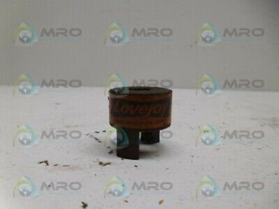 Lovejoy L-050 Jaw Coupling .875 *Used*