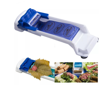 Dolmer Roller Machine New Stuffed Grape Cabbage Leaf Vegetable Meat Rolling Tool