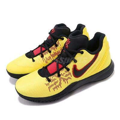 fa07553d4188 Nike Kyrie Flytrap II EP 2 Irving Dynamic Yellow Red Black Men Shoes  AO4438-700