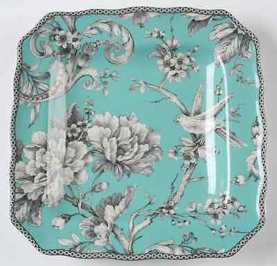 222 Fifth ADELAIDE-TURQUOISE Square Salad Plate 9831783