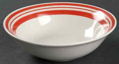 Philippe Richard DINER STORY RED Soup Cereal Bowl 8066677
