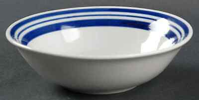 Philippe Richard DINER STORY BLUE Soup Cereal Bowl 8066656