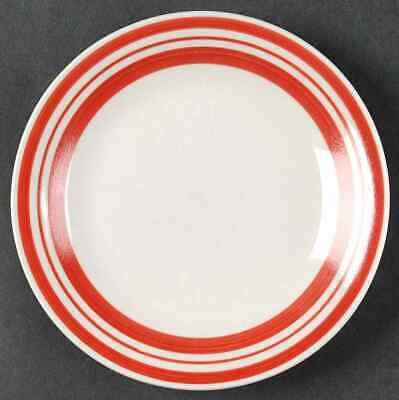 Philippe Richard DINER STORY RED Dessert Pie Plate 8066673
