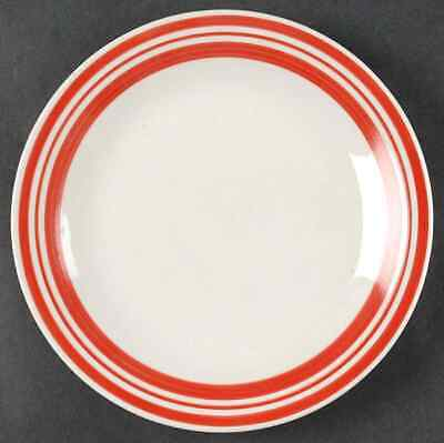 Philippe Richard DINER STORY RED Salad Plate 8066676