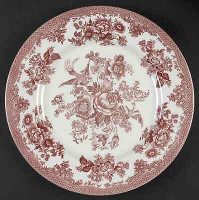 Royal Stafford ASIATIC PHEASANT RED Dinner Plate 8679177