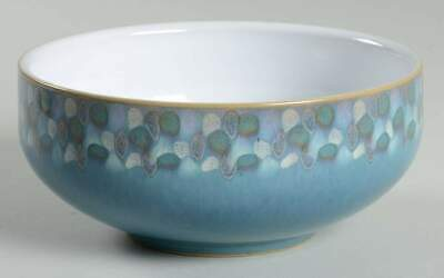 Denby Langley AZURE SHELL Soup Cereal Bowl 7636323