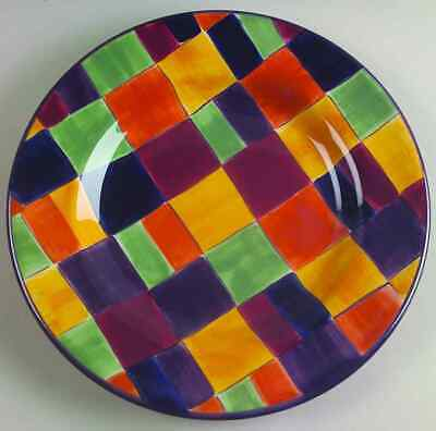 Tabletops Unlimited CARACAS Dinner Plate S5056861G2