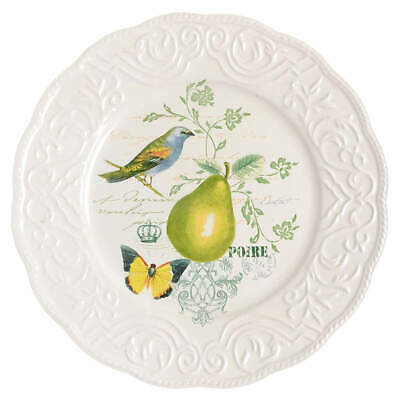 Mikasa ANTIQUE COUNTRYSIDE Pear Dinner Plate 9605319