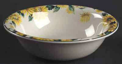 Thomson Pottery SUNFLOWER Soup Bowl 3364910