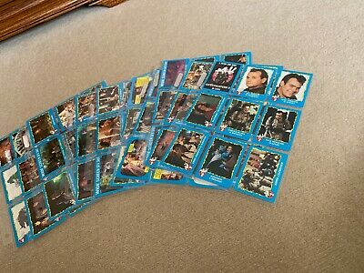 Trading Cards 1989 GHOSTBUSTERS 2. 88 Cards Complete Set