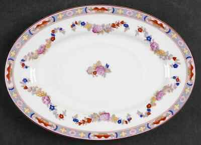 Minton MINTON ROSE Underplate For Gravy Boat 333359