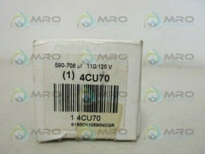 Mgm 4Cu70 Capacitor *New In Box*