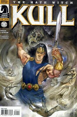 Kull The Hate Witch (Dark Horse) 1A 2010 VF Stock Image