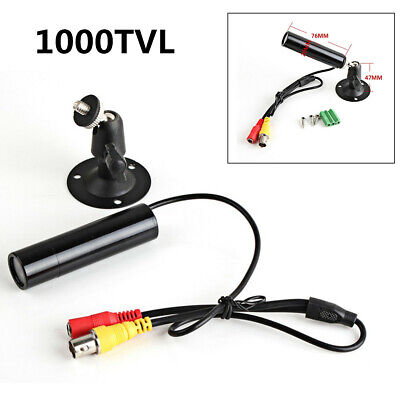 1/3 CMOS CCD 1000TVL 3.6mm Wide Angle HD Bullet Car Security Camera Surveillance