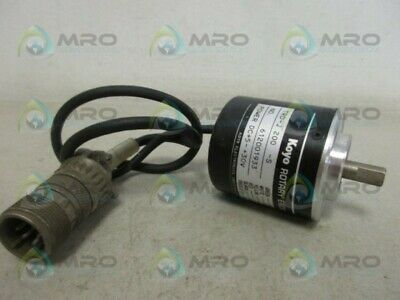 Koyo Trd-J200-S Encoder *Used*