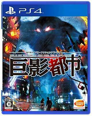 NEW! PS4 Shrouded in Shadow VideoGame Software Playstation4 from Japan